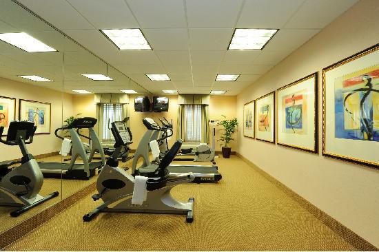 Hampton Inn Atlanta Southlake: Morrow Hotel 24-hour Fitness Center