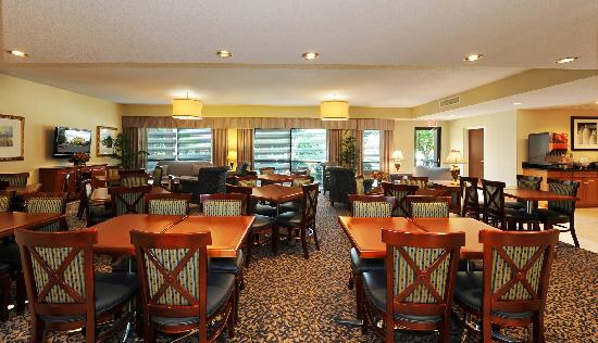 Hampton Inn Atlanta Southlake: Dining Area