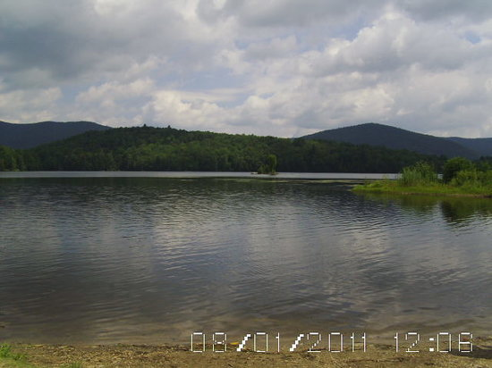 Killington, VT: Kent pond