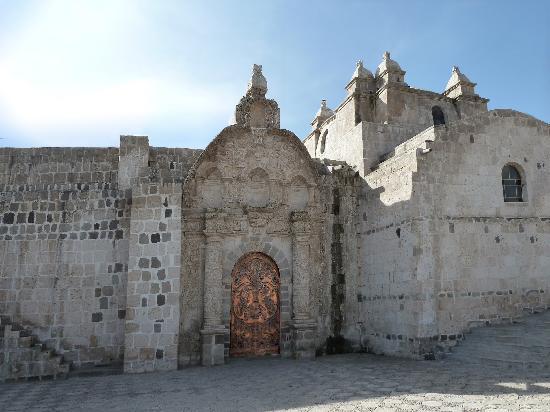 Iglesia de Chiguata