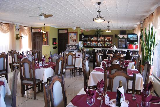 Hotel El Guarco: Restaurante