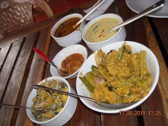 Wayanad Nature Resorts: Tasty Yummy Kerala Food