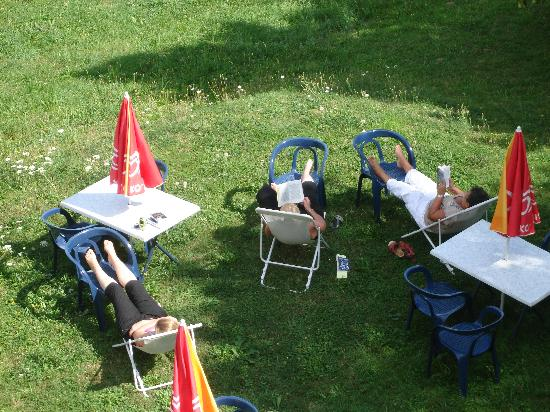Hotel restaurant LES GRANITS: Relax