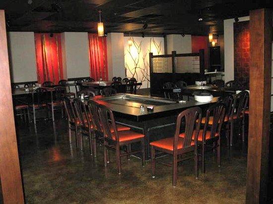 Kobe Steak House of Japan: South Dining Room