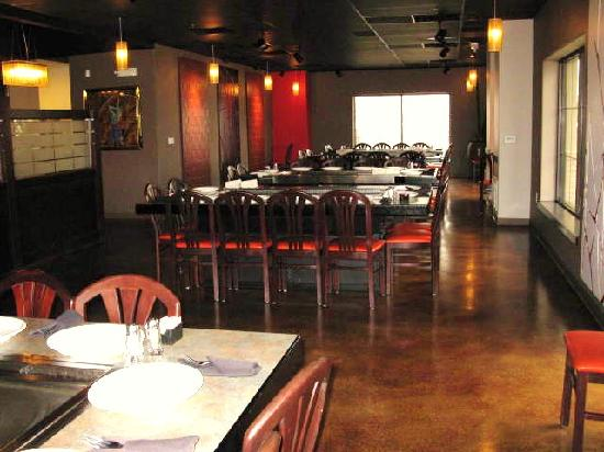 Kobe Steak House of Japan: North DIning Room