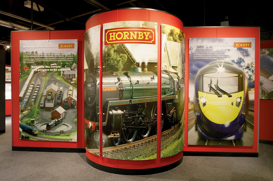 The Hornby Visitor Centre - Margate