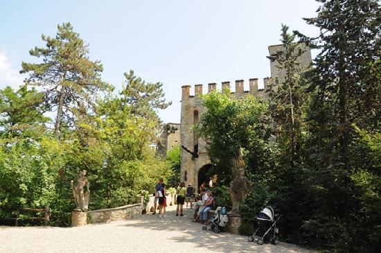 Gropparello, Italien: Ingresso Castello