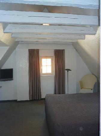 Hotel du Dragon : sous le toit