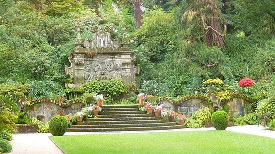 Penafiel, البرتغال: Gardens