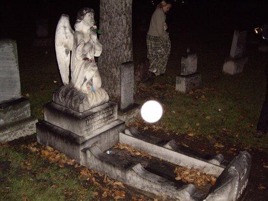 Haunted Winnipeg