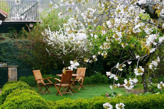 Jard n picture of el jardin del convento hervas for Jardin del convento