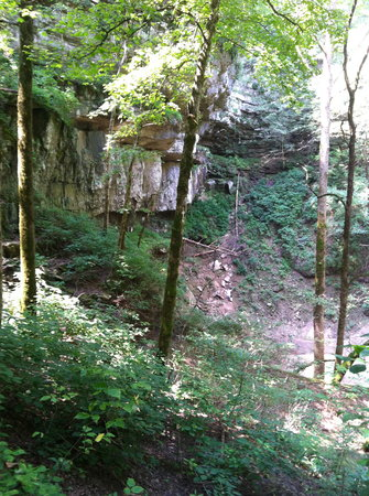 Cedar Sink Trail
