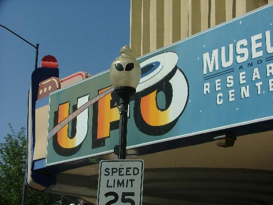 Fairfield Inn & Suites Roswell: UFO Museum, worth a visit