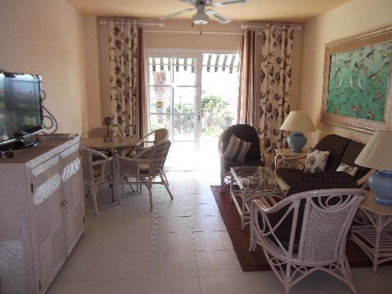 Gran Oasis Resort: Living Area