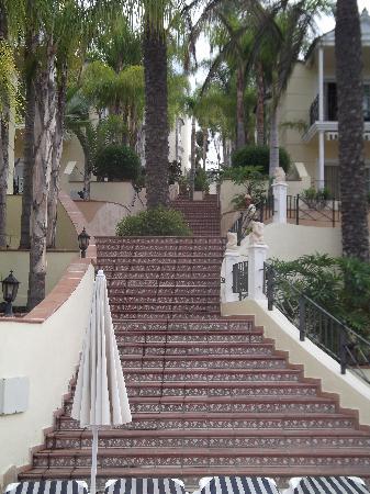 "Gran Oasis Resort: ""The Steps"""
