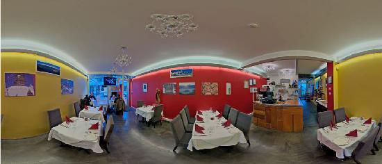 Nepalese Kitchen: A 360 degree view of Kitchen Eldhus