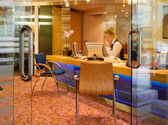 Kempinski Hotel Corvinus Budapest: Business Center - Kempinski HOtel Budapest