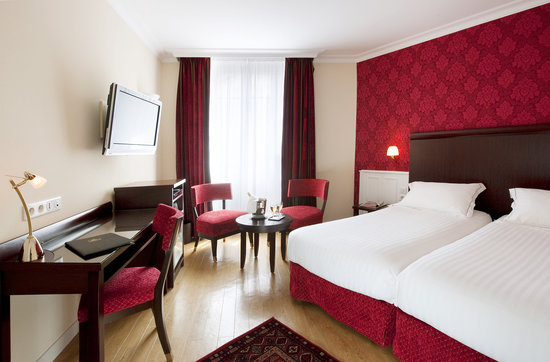 BEST WESTERN Hotel d'Angleterre: Chambre confort à deux lits - Twin Comfort room