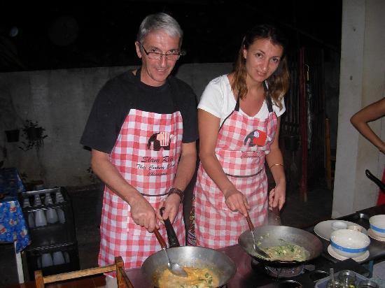 En plein cours de cuisine picture of siam rice thai for Academy de cuisine