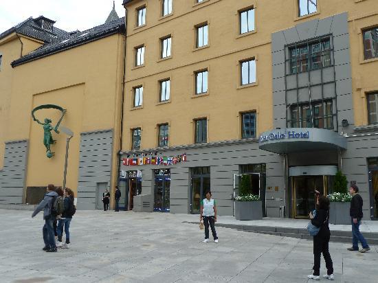 Scandic Oslo City : Rica hotel Oslo