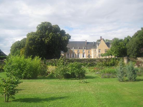 Chateau de la Barre : Main House