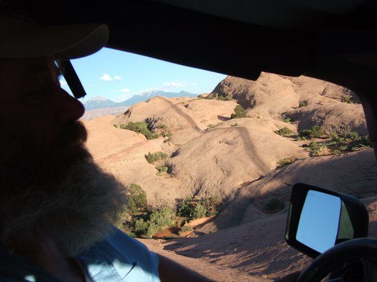 Dan Mick's Guided Jeep Tours: Sunset Jeeptour in Archjes NP I