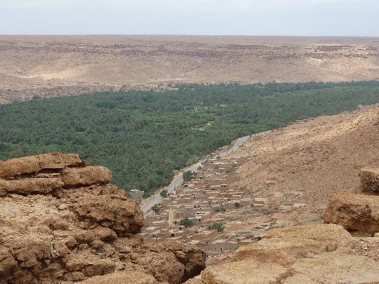 Gite Dans La Palmeraie: la vallée du Ziz