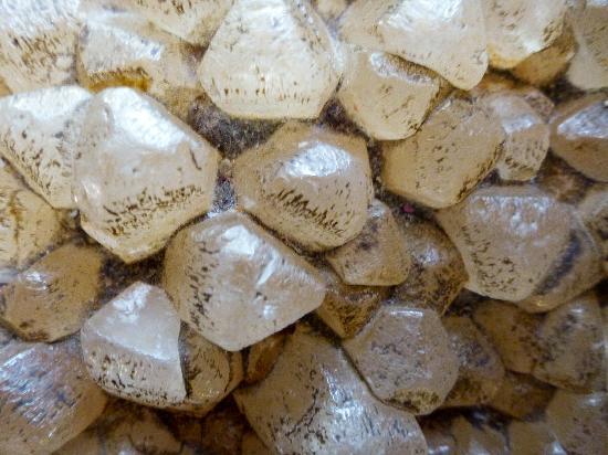 Jewel Cave National Monument: Nailhead Spar Sample