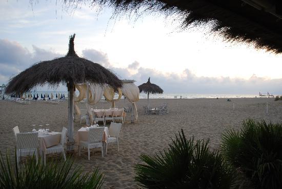 Fiumara Beach: Prima di cena