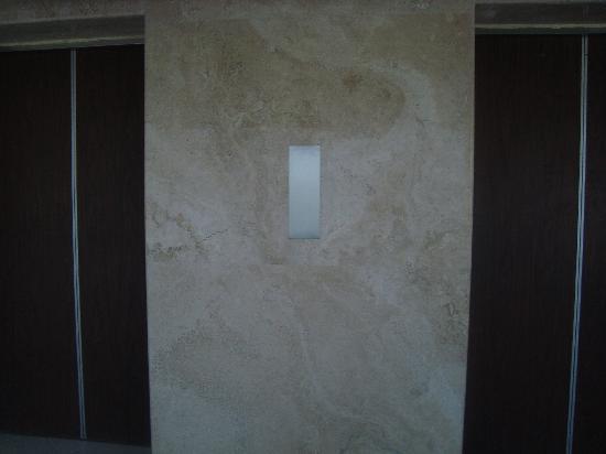 Oasis Palm: Dos elevadores que no funcionan, no estan en servicio
