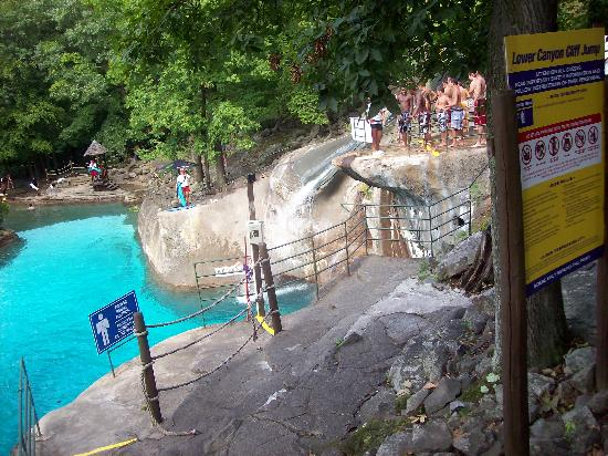 Mountain Creek Water Park: Jump