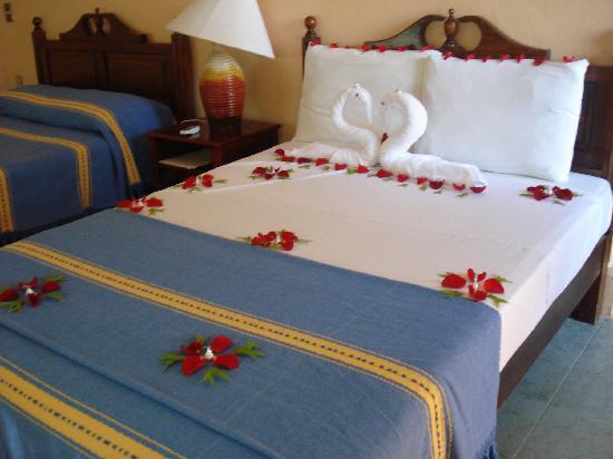 Hotel Rincon del Pacifico: HABITACIONES ECONOMICAS CON VENTILADOR
