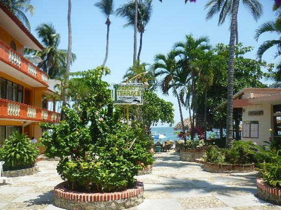 Hotel Rincon del Pacifico