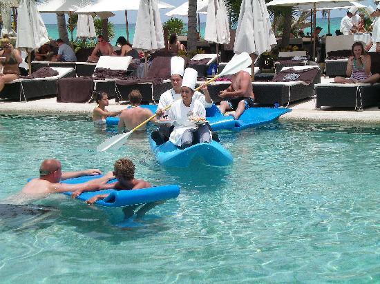 Secrets Maroma Beach Riviera Cancun: no way you go hungry