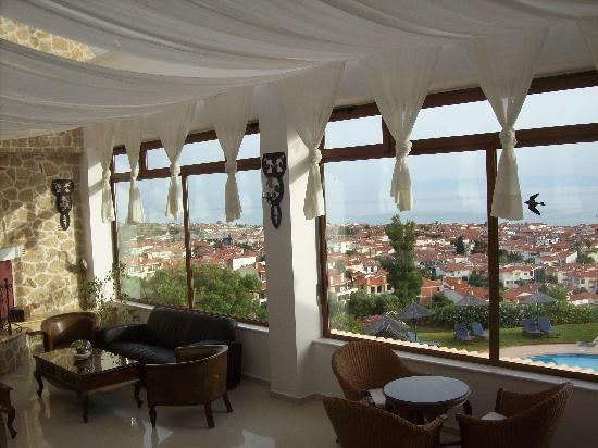 Alia Palace Hotel: the restaurant