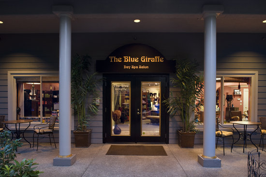 The Blue Giraffe Spa