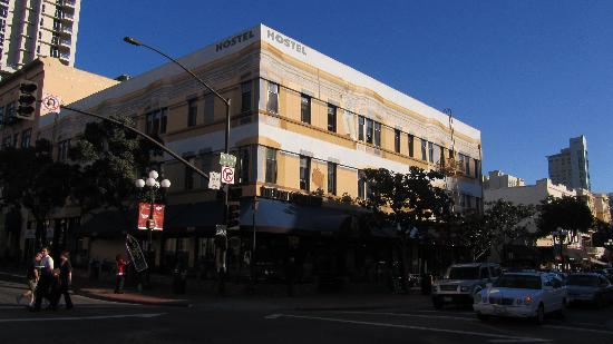 the hostel - Picture of Hostelling International San Diego ...