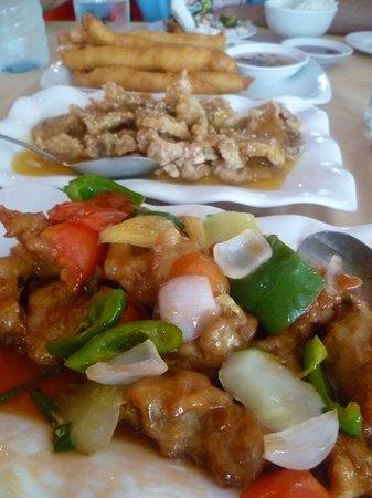 Golden Duck Restaurant (Kan Taw Min)