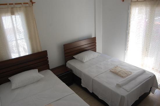 Bitez, Turkey: yatak odası