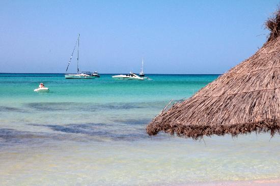 la plage d' Es Trenc