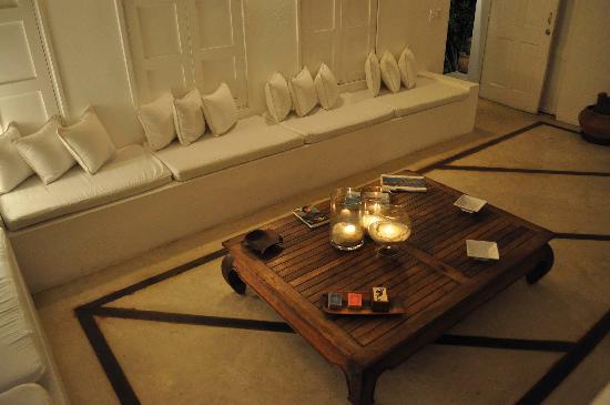 Villa Caracol: AREA RELAX