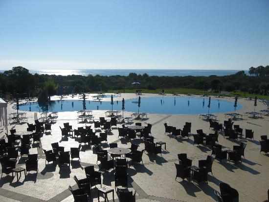 Hotel Club Baia del Porto: Piscina