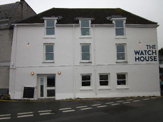 The Watch House: The restaurant