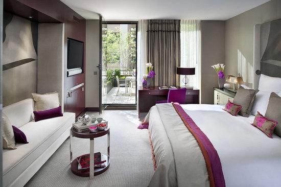 Mandarin Oriental, Paris: Guest Room