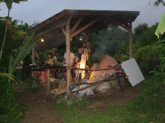 The Clay Oven...
