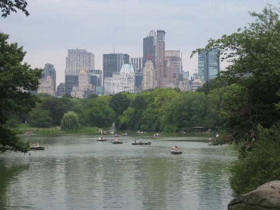 Dumont NYC–an Affinia hotel: Central Park