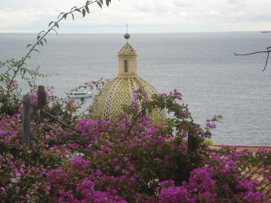 Hotel La Bougainville: views from near the Hotel