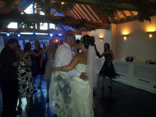 Wethele Manor: The dance area - fab