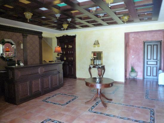 Doupiani House Hotel: la réception