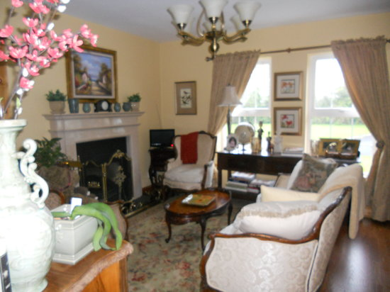 Ella's Bed and Breakfast: Guest Living Room